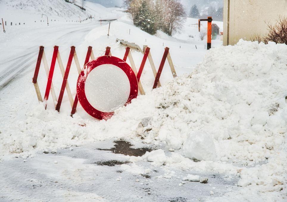 Die Alpen ersticken im Schnee! - Daswetter.com