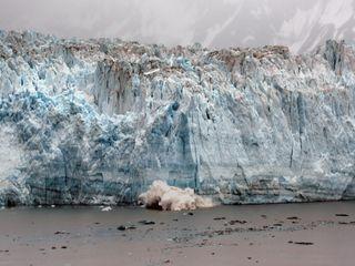 Die Klimaerwärmung ist in vollem Gang: Die Gletscher schmelzen!