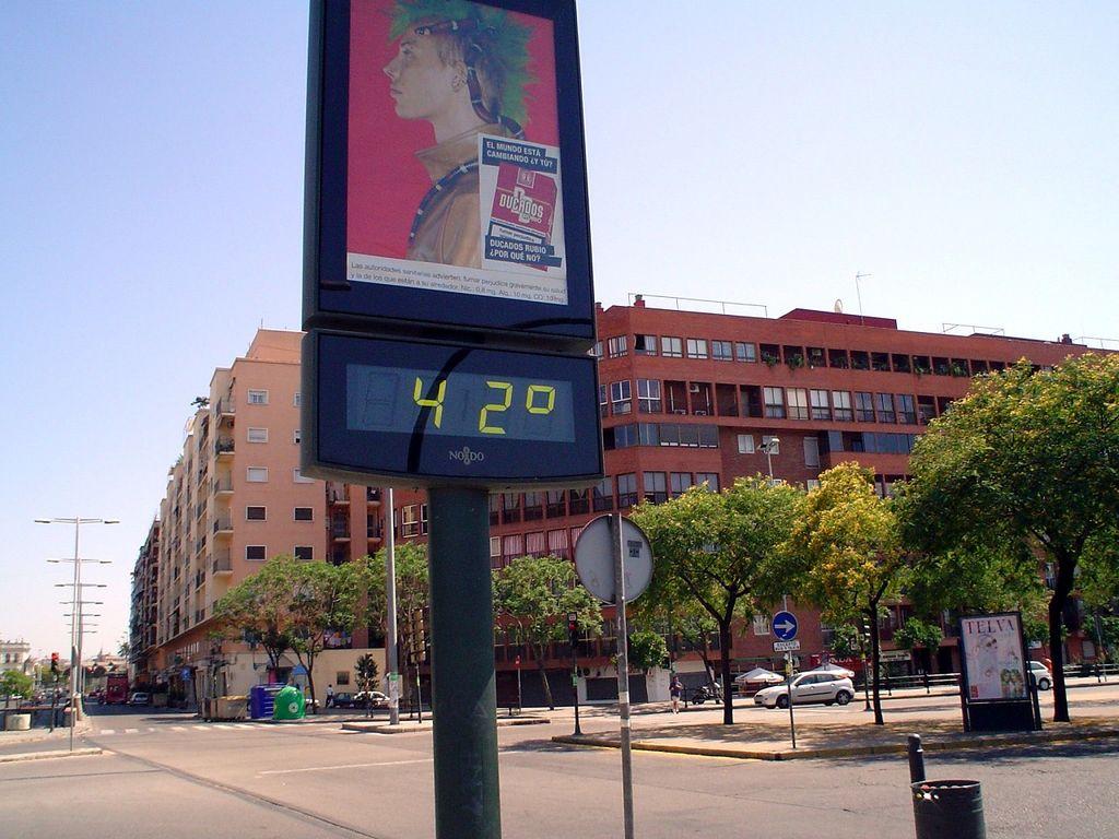 Avec des pointes à près de 50°C, une canicule historique est attendue à partir du week-end en Espagne et au Portugal.
