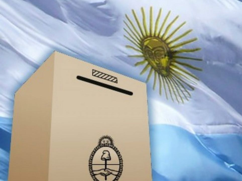 PASO Elecciones votación Argentina Tiempo Clima Pronóstico