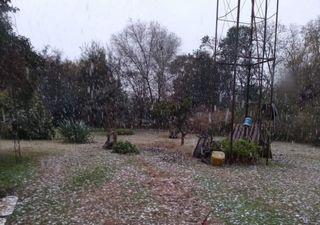 Wo schneit es? Videos von einem Sonntag mit Flocken und Eis