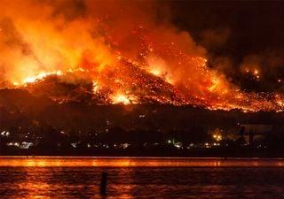 Feuerhölle Kalifornien: Wohin ziehen die Aschewolken?