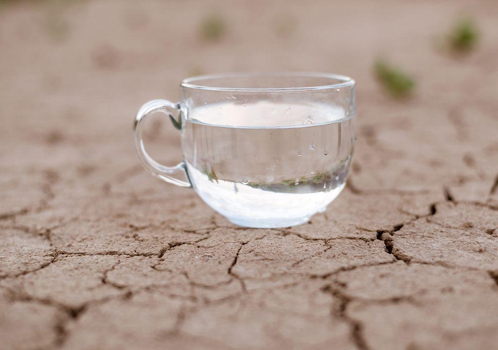 Crisis del agua potable tecnologías