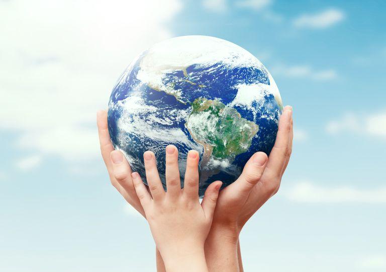 Planeta Terra, emissões de gases, alterações climáticas.