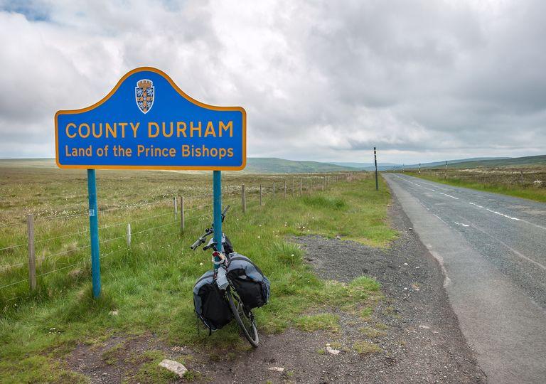 County Durham.