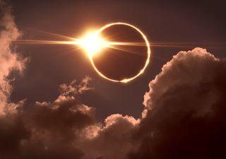Eclipse solar: ¿desde dónde y cuándo se verá el 'anillo de fuego'?