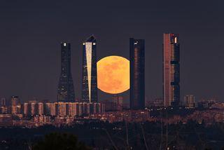 Eclipse penumbral de Luna: visible en España este próximo viernes