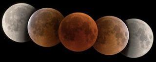 Eclipse total de la superluna de enero de 2019