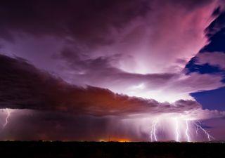 Eclosión de tormentas fuertes en España, ¡seguirán hasta el jueves!