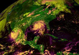 EE.UU: aterradoras imágenes del impacto del huracán Ida