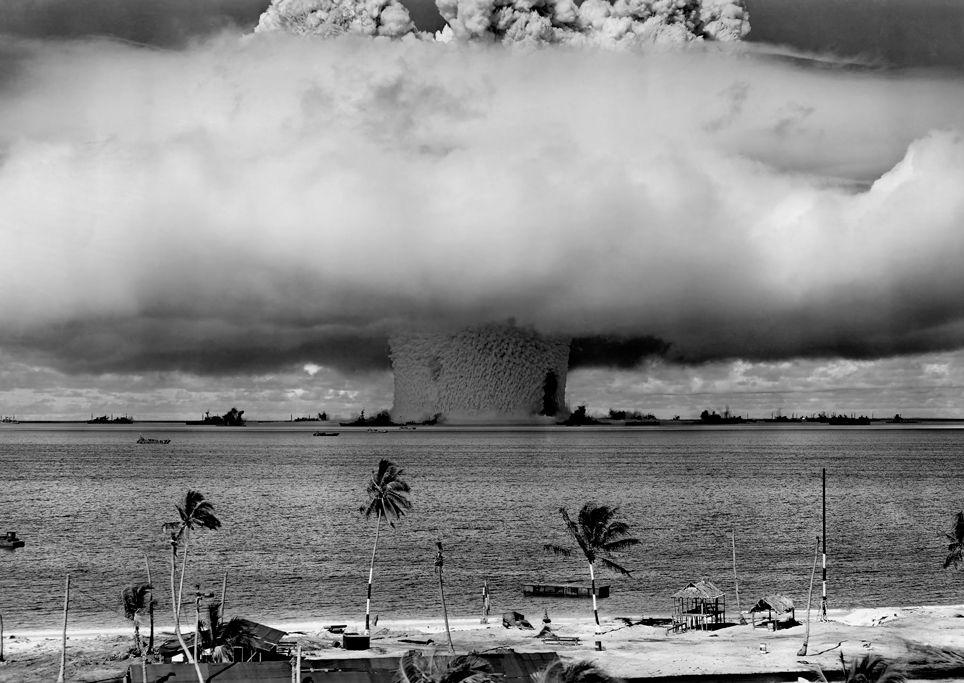 Ein Atomkrieg Könnte Das Weltklima Sprengen