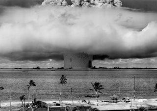 """Ein Atomkrieg könnte das Weltklima """"sprengen"""""""