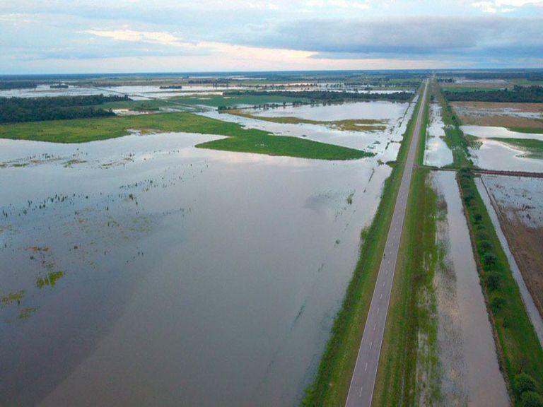 Inundaciones Chaco Lluvia
