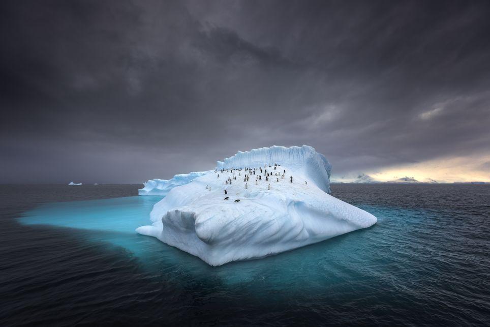 O ar antártico, agora surpreendentemente frio, invade a Austrália