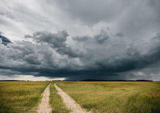 El aire frío en altura provocará un 'rebrote' de las tormentas