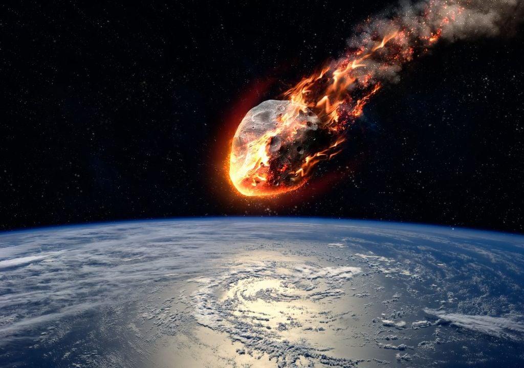 asteroide, dinosaurios, amazona