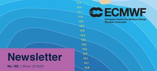 El Boletín de invierno 2019/20 del ECMWF publicado