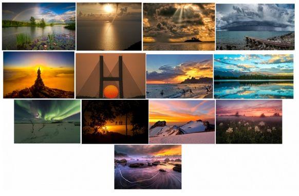 El Calendario 2019 De La Omm En Fotos