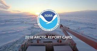 El calentamiento del Ártico es doble de la velocidad del resto del planeta