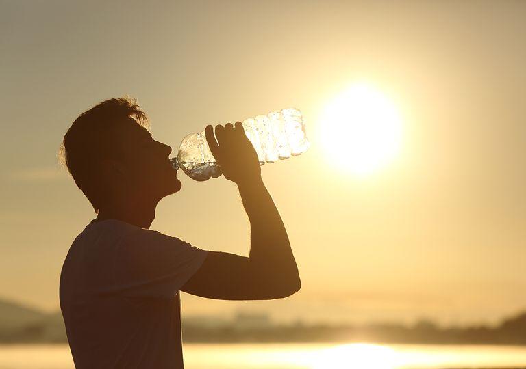 Temperaturas de verano