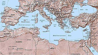 El Cambio Climático Amenaza Al Mediterráneo Con Sequías Y Disminución De La Biodiversidad