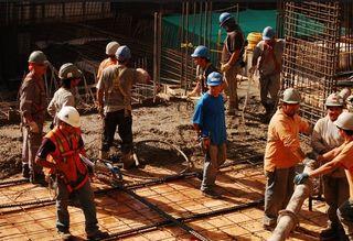 El cambio climático podría obligar a los trabajadores al aire libre a levantarse mucho antes