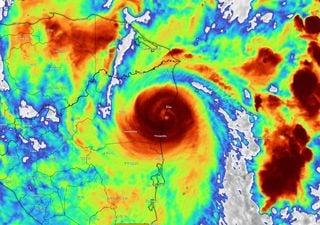 Le terrible ouragan Eta a touché terre et dévaste l'Amérique centrale