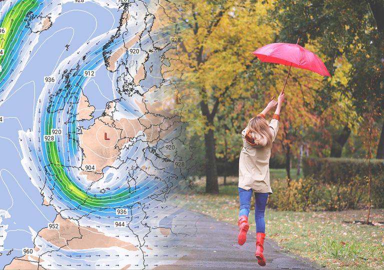 Chorro polar España