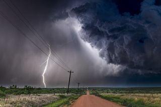 El ciclo vital de las tormentas