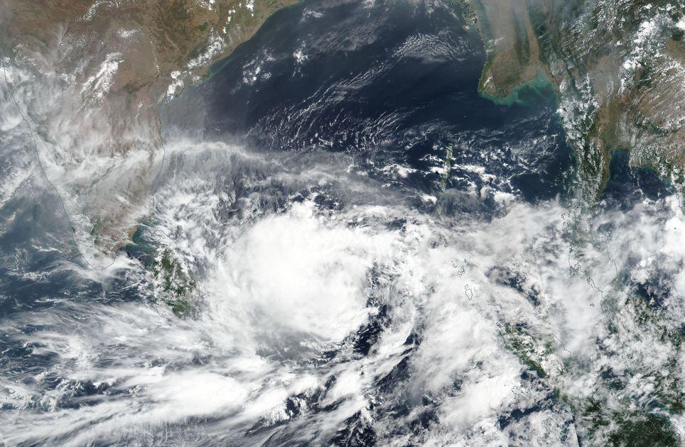 Resultado de imagen para Ciclón Fani