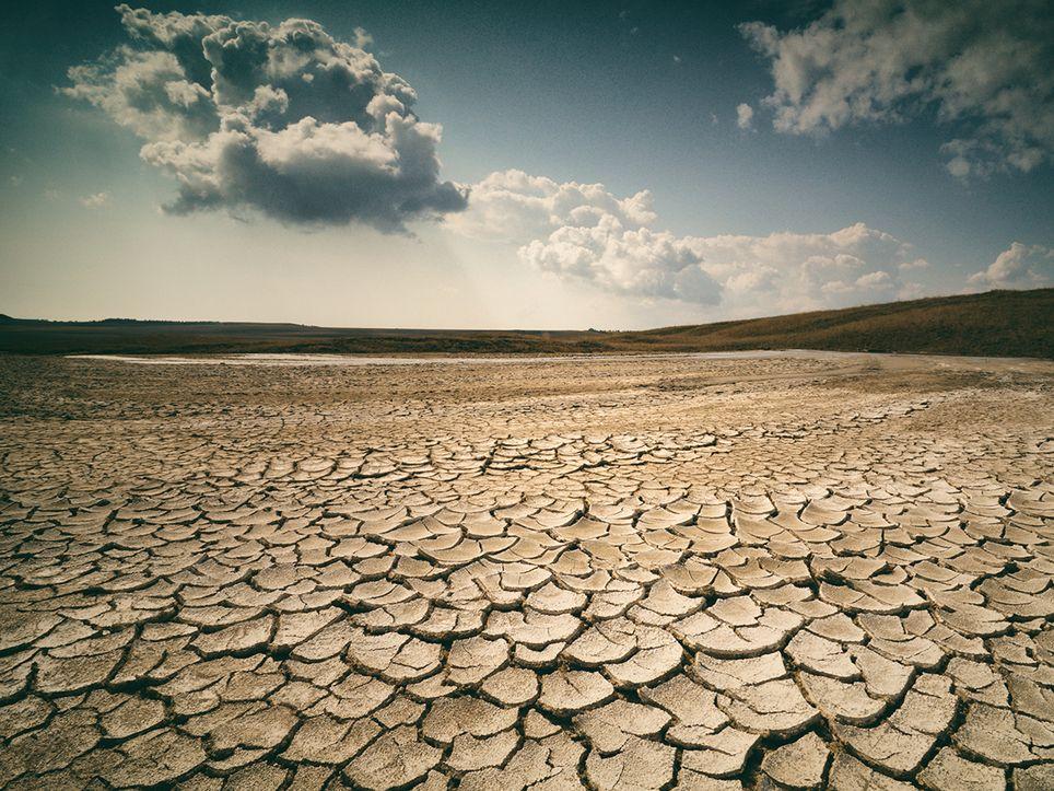 sequía España