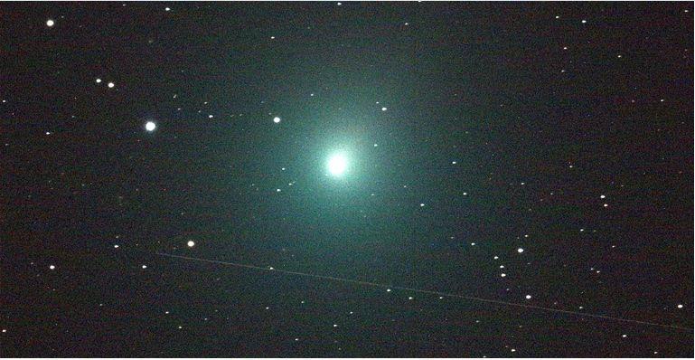 El Cometa Wirtanen Muy Cerca Este Domingo