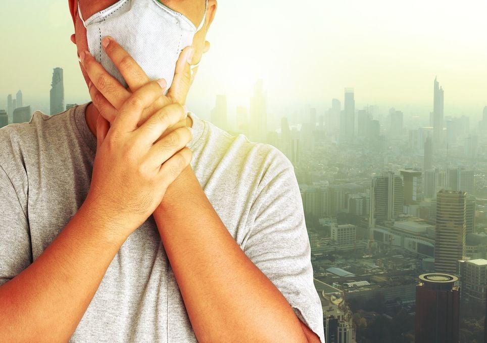 contaminación y enfermedades