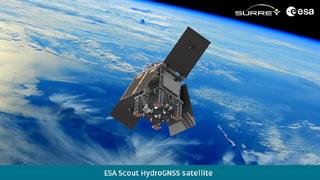 El CSIC y el satélite europeo para medir variables climáticas