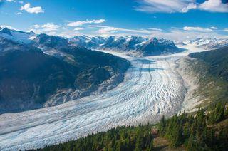 El deshielo de los glaciares se acelera