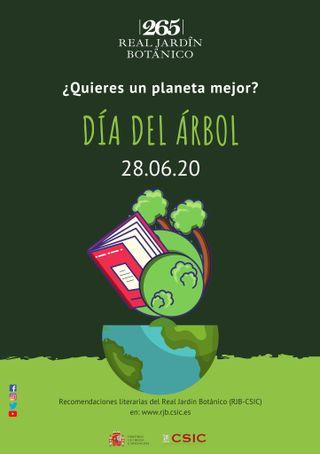 El Día del Árbol bajo la COVID-19