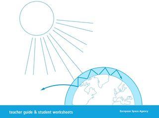 El efecto invernadero y sus consecuencias: estudio del calentamiento global | Teach with Space G03