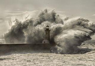 El extraño huracán Epsilon alterará todo el Atlántico Norte