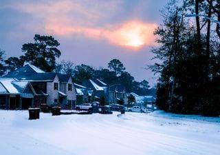 El febrero más frío en EE.UU. en 30 años. ¿Y el cambio climático?