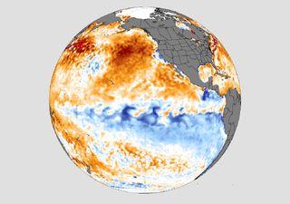 El fenómeno de La Niña y los huracanes