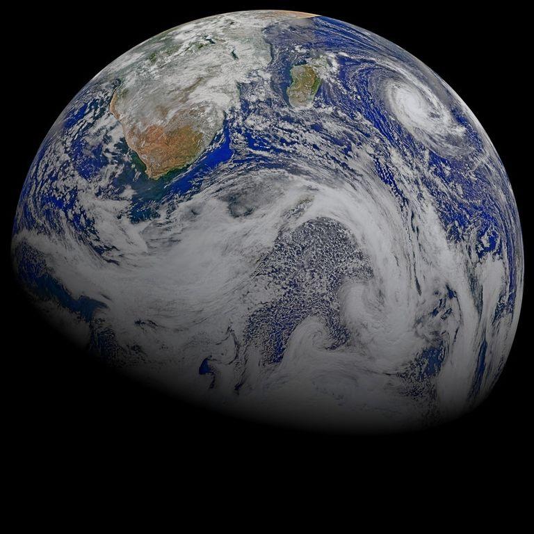 El Fitoplancton Aumenta El Albedo De Las Nubes Que Rodean La Antártida