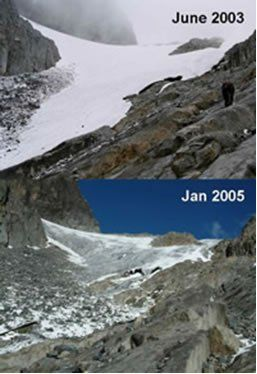 El hielo africano desaparecerá en 20 años