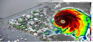 El huracán Ida se interna en el Golfo de México intensificándose