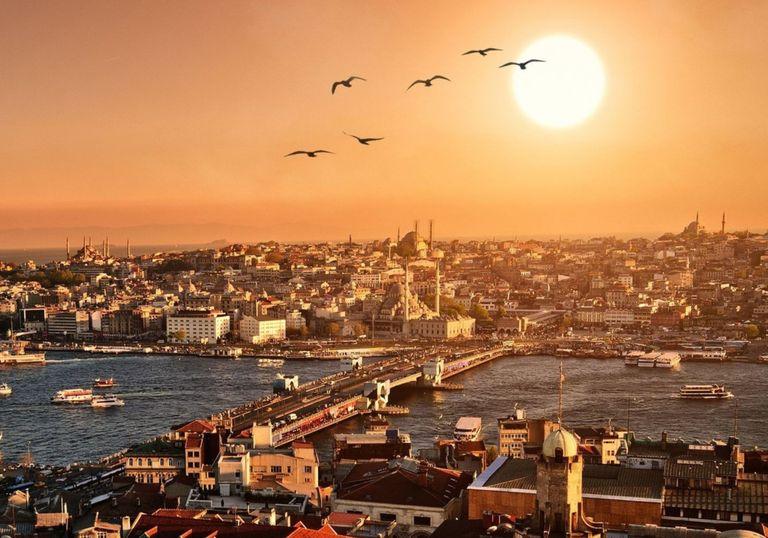 Terremoto Sismo 50 días Turquía Estambul