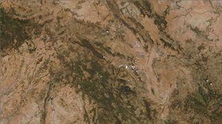 El incendio de la provincia de Guadalajara visto por MODIS: antes, durantes y después de los acontecimientos 14, 17, 19 y 21 de julio de 2005