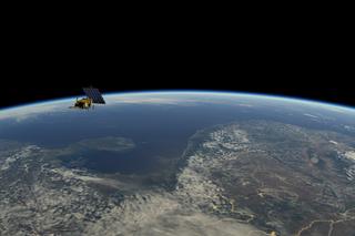 El lanzamiento de MetOp-C