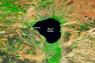 El Mar de Galilea