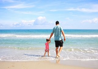 El mar, mejor en Fin de Año que en Semana Santa