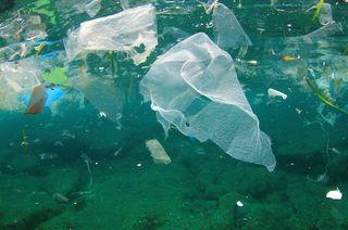 """El Mediterráneo podría convertirse en un """"mar de plásticos"""""""