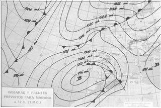 El mítico temporal de la segunda quincena de enero de 1979 en Canarias